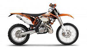 KTM 200 EXC Enduro (2011-12)