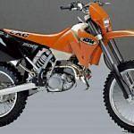 KTM 200 EXC Enduro (1999-2002)
