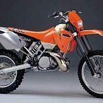 KTM 250 EXC Enduro (2001-02)