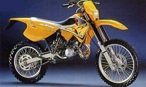 KTM 250 EXC Enduro (1997-98)
