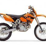 KTM 200 EXC Enduro (2005-06)