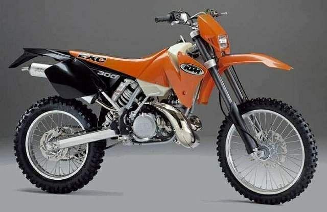 KTM 300 EXC (1999-00)