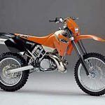 KTM 300 EXC Enduro (2001-02)