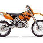 KTM 300 EXC Enduro (2005-06)