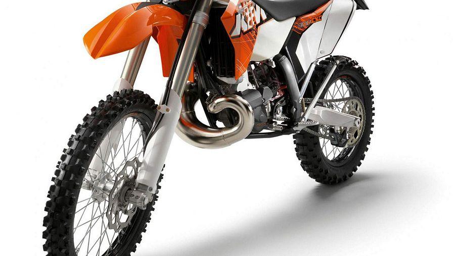 KTM 300 EXC-E Enduro (2009-10)