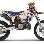 KTM 300 EXC-E Enduro Six Days (2011-12)