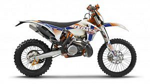 KTM 300 EXC-E Enduro Six Days (2011-12)