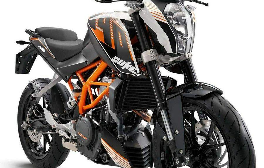 KTM 390 Duke (2015-16)