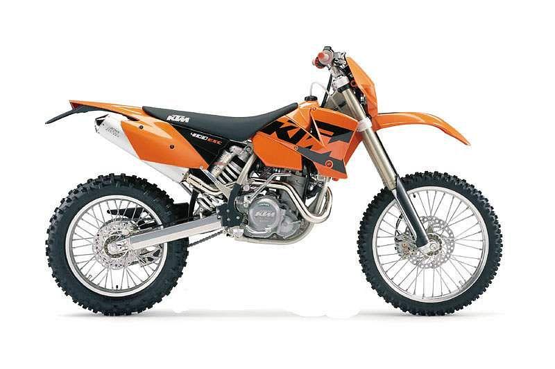 KTM 400 EXC (2002-08)