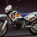 KTM 400 LC4 EGS-E (1997-99)