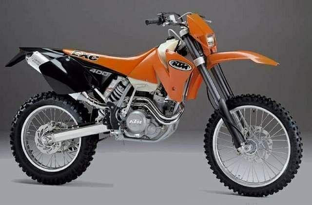 KTM 400 EXC (2000-01)