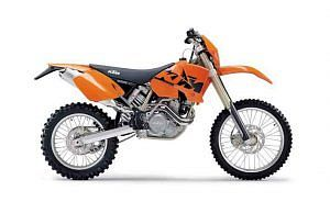 KTM 450 EXC (2003-04)