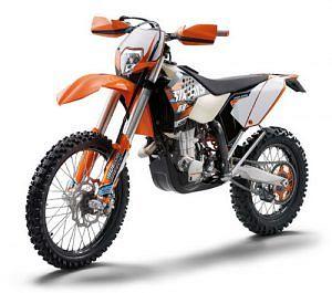 KTM 450 EXC Six Days (2009)