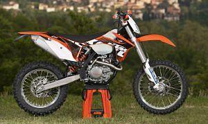 KTM 450 EXC (2011-12)