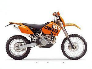 KTM 450 EXC (2005-06)