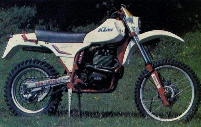 KTM 500 K4 (1982-85)