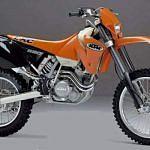 KTM 520 EXC (1998-99)