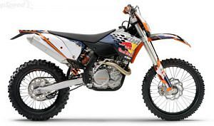 KTM 530 EXC Limited Champions Edition (2009)