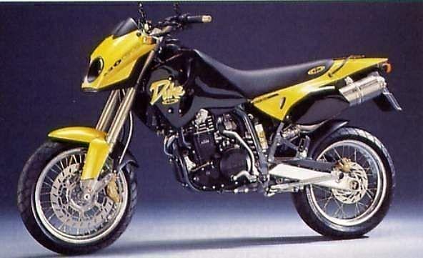 KTM 620e Duke (1995-96)