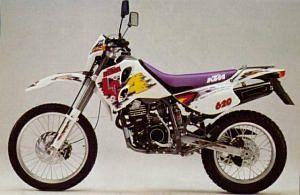 KTM 620 LC4 EGS (1997)