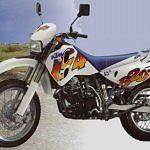 KTM 650 LC4 LSE (1997)