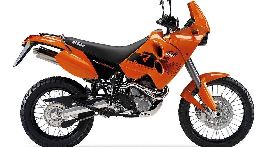 KTM 640 LC4 Adventure R (2005-07)