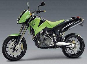 KTM 640 Duke II (2001-02)