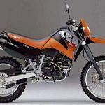 KTM 640 LC4 Enduro (1999-00)