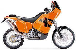 KTM 640 LC4 Adventure R (2003-04)