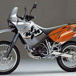 KTM 640 LC4 Adventure R (2001-02)