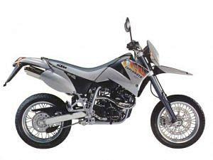 KTM 640 LC4 Supermoto (2001-02)