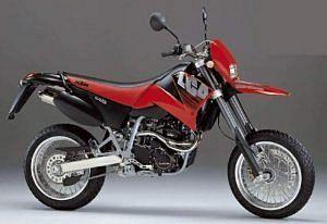 KTM 640 LC4 Supermoto (1999-00)