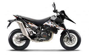 KTM lc4 690 Supermoto (2009)