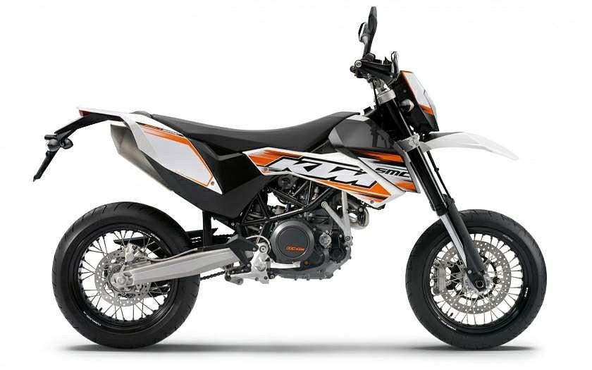 KTM lc4 690 Supermoto (2010-11)