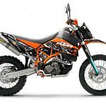 KTM 950 Super Enduro R Erzberg Edition (2009)