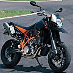 KTM 950 Supermoto R (2007-08)