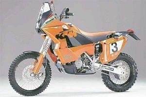KTM 950 Rally (2002-03)