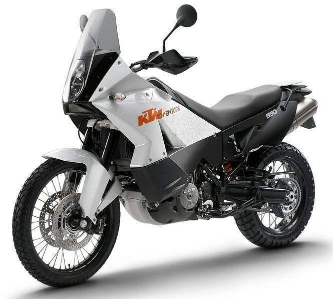 KTM 990 Adventure (2010)