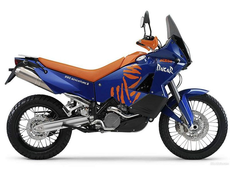 KTM 990 Adventure (2007)