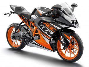 KTM RC125 (2014-15)