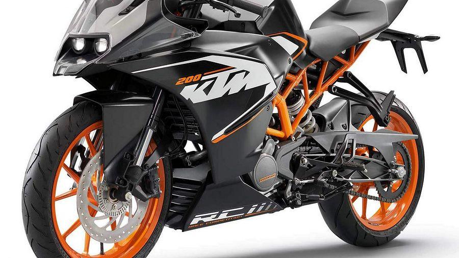 KTM RC200 (2016)