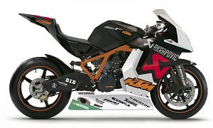 KTM RC8 R McWilliams Replica (2010)