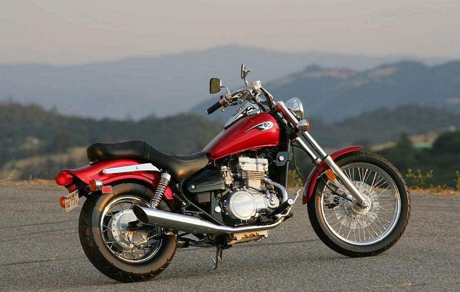 Kawasaki 500 Vulcan LTD (1996-99)