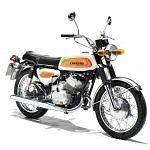 kawasaki A1 250 Samurai (1969-71)