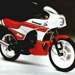 Kawasaki AR125 (1982-83)