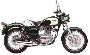 Kawasaki BJ250 Estela (1991-95)