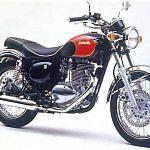 Kawasaki BJ250 Estela (1996-99)