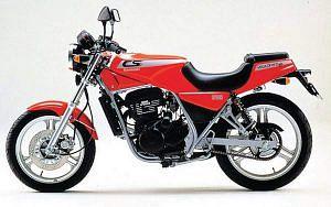 Kawasaki GPX250R (1985)