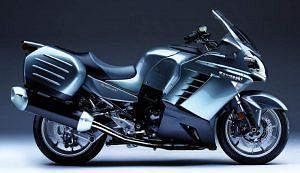 Kawasaki Concours 14 (2007-08)