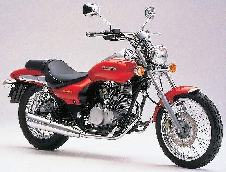 Kawasaki Eliminator 125 (1997-00)